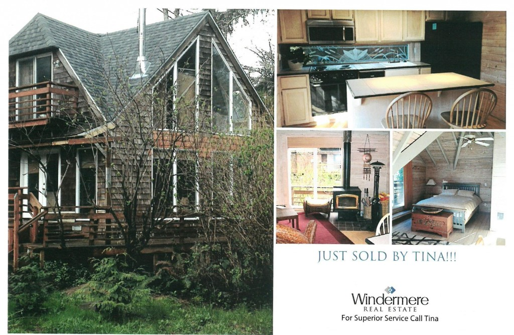539 N Hemlock Street Nested in the Heart of Cannon Beach Oregon!